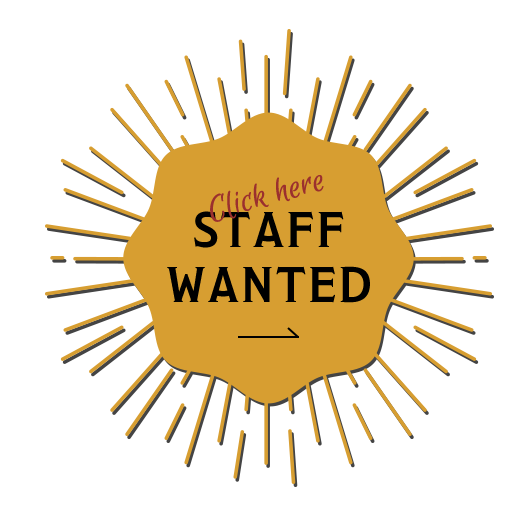 STAFF WANTED>>